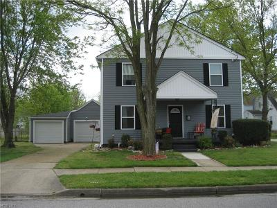 Norfolk VA Single Family Home New Listing: $284,900