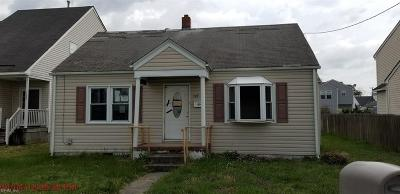 Chesapeake Single Family Home New Listing: 122 Grant St
