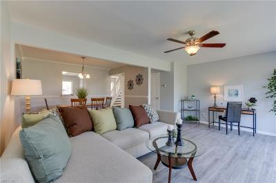 Virginia Beach Single Family Home New Listing: 3670 Chimney Creek Dr