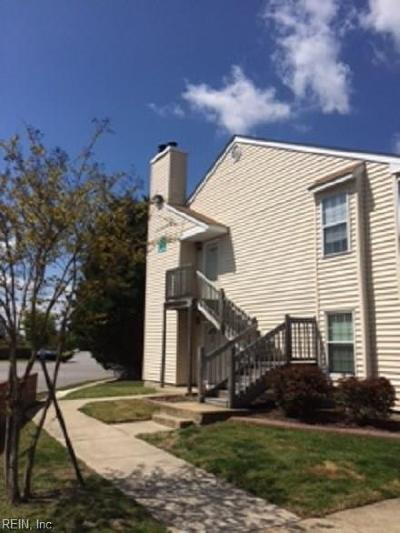 Virginia Beach Single Family Home New Listing: 3503 Markham Ct
