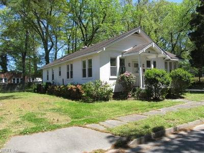Portsmouth Single Family Home New Listing: 81 Channing Ave