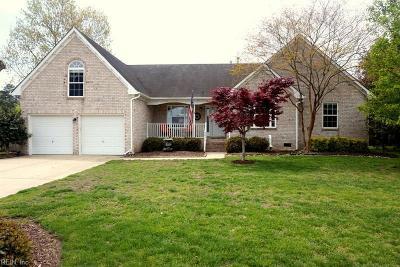 Virginia Beach Single Family Home New Listing: 2416 Litchfield Way