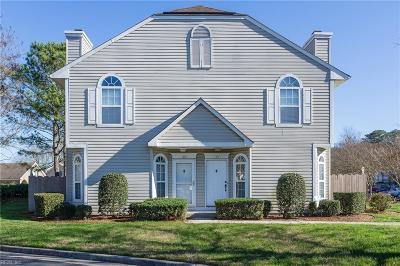Chesapeake Single Family Home New Listing: 1400 Shortleaf Ln