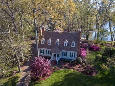 Virginia Beach Single Family Home New Listing: 4817 Shippen Ct