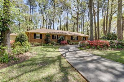 Virginia Beach Single Family Home New Listing: 1124 Sycamore Rd