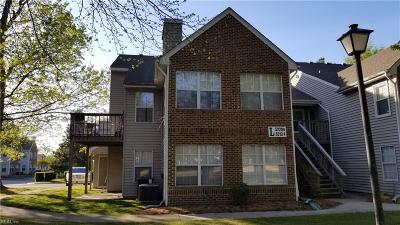 Virginia Beach Single Family Home New Listing: 5213 Thatcher Way