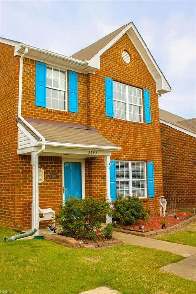 Chesapeake Single Family Home New Listing: 3605 Whitechapel Arch