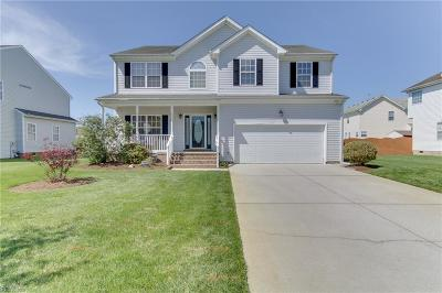 Virginia Beach Single Family Home New Listing: 1824 Heald Way