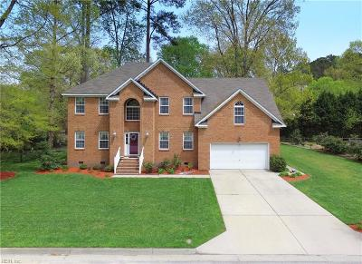 Chesapeake Single Family Home New Listing: 4935 Oriole Dr