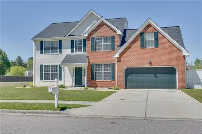 Chesapeake Single Family Home New Listing: 2135 Kingsley Ln