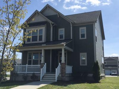 Chesapeake Single Family Home New Listing: 601 Colonel Byrd St