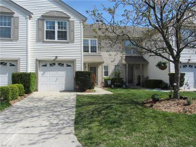 Virginia Beach Single Family Home New Listing: 5132 Heathglen Cir