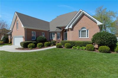 Chesapeake Single Family Home New Listing: 1326 Laurel Ridge Ln