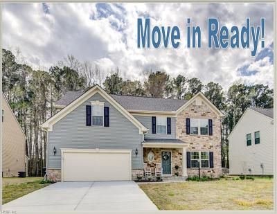 Suffolk Single Family Home New Listing: 153 Patriots Walke Dr
