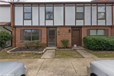 Williamsburg Single Family Home New Listing: 285 Merrimac Trl #10