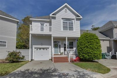 Virginia Beach Single Family Home New Listing: 2205 Knorr Ct