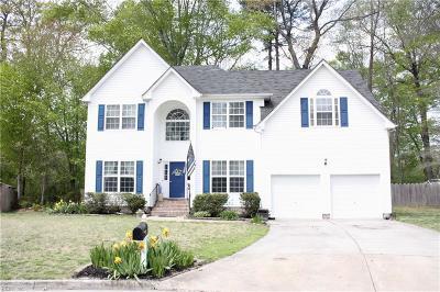 Suffolk Single Family Home New Listing: 317 Silver Poplar Ct