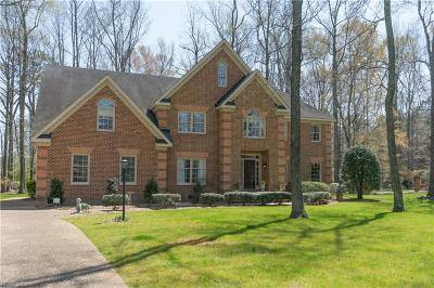 York County Single Family Home New Listing: 206 Chinquapin Orch