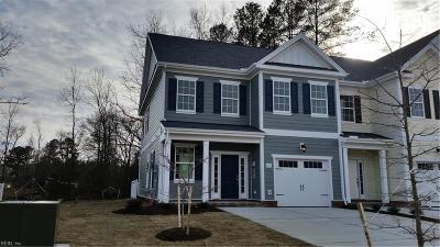 Chesapeake Single Family Home Under Contract: 5235 Lombard St