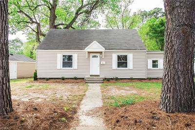 Portsmouth Single Family Home New Listing: 98 Oregon Ave