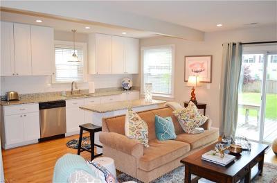 Norfolk Single Family Home New Listing: 1329 Cedar Ln