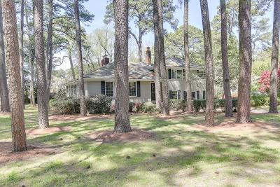 Norfolk Single Family Home New Listing: 5537 Lakewood Dr