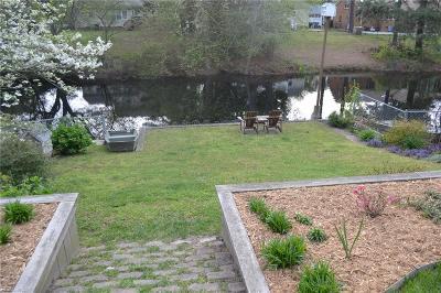Virginia Beach Single Family Home New Listing: 5360 Chatham Lake Dr
