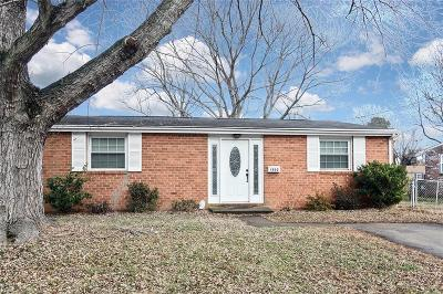 Hampton Single Family Home New Listing: 1202 Hale Dr