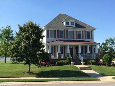 Suffolk Single Family Home New Listing: 111 Governors Ln