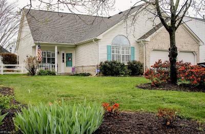 Virginia Beach Single Family Home New Listing: 3177 Amador Dr