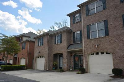 Virginia Beach Single Family Home New Listing: 1041 Draketail Ln