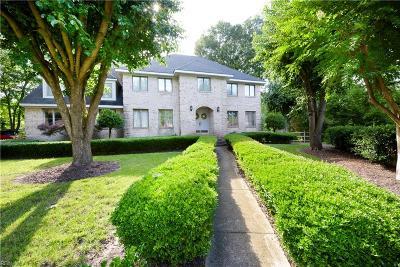 Virginia Beach Single Family Home New Listing: 5508 Vest Ct