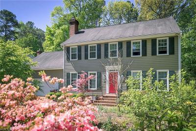Williamsburg Single Family Home New Listing: 195 Lewis Robert Ln