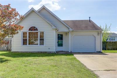 Virginia Beach Single Family Home New Listing: 5501 Fair Oaks Dr