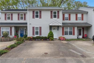 Virginia Beach Single Family Home New Listing: 5514 Amhurst Ct