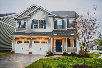 Virginia Beach Single Family Home New Listing: 2600 Magnolia Green Loop