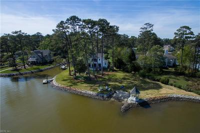 Virginia Beach Single Family Home New Listing: 1205 Kittiwake Ct