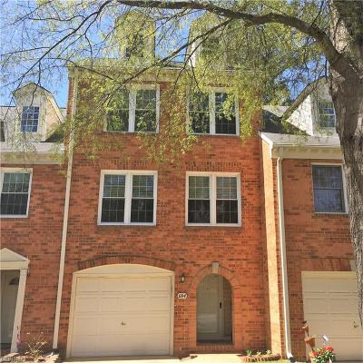 Newport News Single Family Home New Listing: 684 Todd Trl