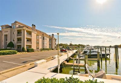 Virginia Beach Single Family Home New Listing: 417 Harbour Pt #201