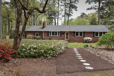 Virginia Beach Single Family Home New Listing: 1062 Gardenia Rd