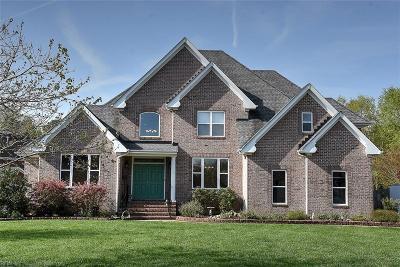 Virginia Beach Single Family Home New Listing: 805 Santa Fe Ct