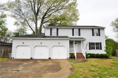 Hampton Single Family Home New Listing: 18 Lundy Ln