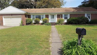 Portsmouth Single Family Home New Listing: 116 Yorkshire Rd