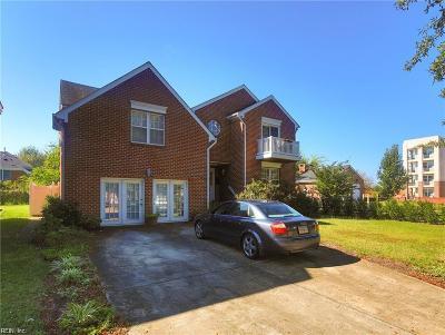 Portsmouth Single Family Home For Sale: 708 Washington St