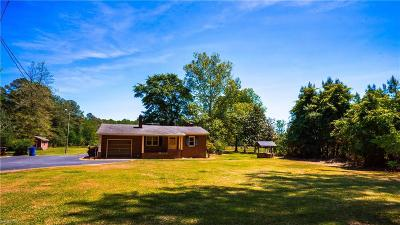 Chesapeake Single Family Home For Sale: 1601 Shillelagh Rd