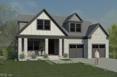 Suffolk Single Family Home For Sale: 3346 Nansemond River Dr