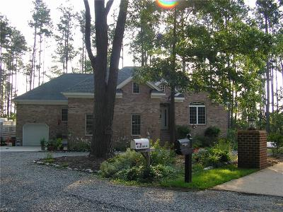 Hampton Single Family Home For Sale: 110 Fox Pond Ln