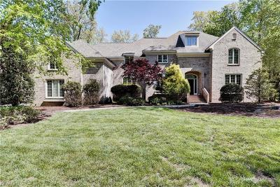 Williamsburg Single Family Home For Sale: 2017 Moses Harper