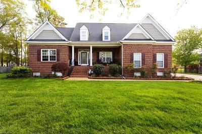 Hampton Single Family Home For Sale: 3 Haywagon Trl