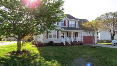 Single Family Home Sold: 301 Creeks Edge Ct